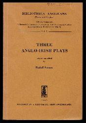 Stamm, Rudolf (ed.)  Three Anglo-Irish Plays