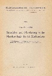 Oepen, Martin  Sittenlehre und Offenbarung in der Moraltheologie des 18. Jahrhunderts. Methodologische Auseinandersetzungen um Kasuistik und Probabilismus mit besonderer Berücksichtigung des Franziskaners Korbinian Luydl.