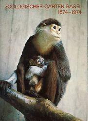 Zoo Basel  Zooführer (Kleideraffen) (1874-1974)