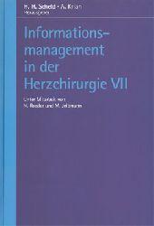 Scheld, Krian, Jeibmann, Roeder  Informationsmanagement in der Herzchirurgie Band VII