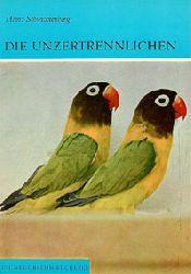 Schwichtenberg, Heinz  Die Unzertrennlichen. Agaporniden. Neue Brehm-Bücherei Band 400.