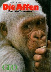Sommer, Volker  Die Affen. Unsere wilde Verwandtschaft. 1. Auflage