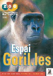 Zoo de Barcelona      Zoo Barcelona 2003-2 (Gorilla)