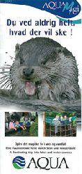 Aqua Ferskvands Aquarium   Guide. Aqua Magi. (Otter)