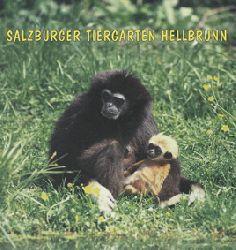 Salzburger Tiergarten Hellbrunn  Parkführer (Gibbons)