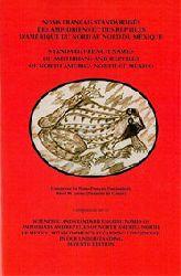 Society for the Study of Amphibians and Reptiles (SSAR)  Noms Francais standardisés des amphibiens et des reptiles d`Amérique du Nord au Nord du Méxique/ Standard french names of amphibians and reptiles of North America north of Mexico, Herpetological Circular No. 40