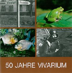 Beck, L.; Kirchhauser, H.; Mittmann, H-W.; Rietschel, S. (Hrsg.); Weber, J.  50 Jahre Vivarium. Sonderausstellung zum Gründungsjubiläum des Karlsruher Vivariums. Führer zu Ausstellungen, 9