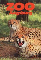 Zoo Augsburg  Wegweiser, 6. Auflage (Geparden)