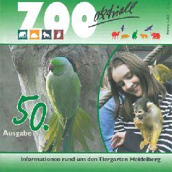 Zoo Heidelberg  Zoo Heidelberg aktuell, 1/2005 - 50. Jubiläumsausgabe (Verein der Tiergartenfreunde Heidelberg e.V.)