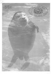 Zoo Saarbrücken  Zeitung der Freunde des Zoos, Ausg. 3, 1984