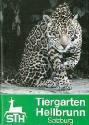 Salzburger Tiergarten Hellbrunn  Parkführer (Jaguar)