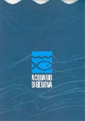 Acquario di Genova  Acquario di Genova (Pappumschlag, obere Kante wellenförmig)