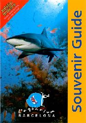 Aquarium Barcelona  Souvenir Guide (Hai)