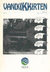 Aqua Ferskvands Aquarium   Vandkikkerten, Nr. 2, Juni 1995