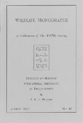 Plesin, S. S. du  Ecology of Blesbok with special reference to productivity. A Publication of the Wildlife Society. Wildlife Monographs, August 1972, No. 30