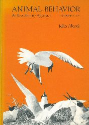 Alcock, John  Animal Behavior. An evolutionary approach (Second Edition)