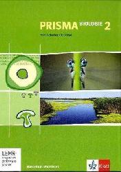 Bergau, Manfred und Ganz, Günter und a.  Prisma Biologie 2 mit Schüler-CD-Rom, Nordrhein-Westfalen, 1. Auflage