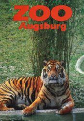 Zoo Augsburg  Wegweiser, 7. Auflage (Tiger)