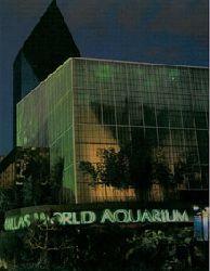 Dallas World Aquarium  The Dallas World Aquarium (Gebäude)