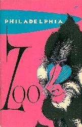 Philadelphia Zoo  Guide (Mandril)