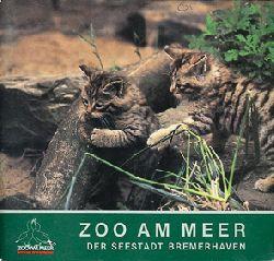 Zoo am Meer; Bremerhaven   Kleines Lexikon der Tiere (Wildkatzen)