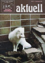 """Zoo am Meer; Bremerhaven ""  Bremerhaven aktuell  H1/Jg.4"