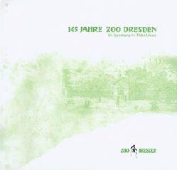 Zoo Dresden  145 Jahre Zoo Dresden. Ein Spaziergang mit Thabo Umasai