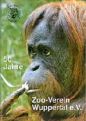 Zoo Wuppertal    50 Jahre Zoo-Verein Wuppertal e.V.