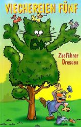 Zoo Dresden  Wegweiser (Viechereien Fünf)
