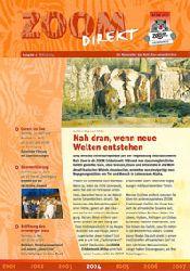 Ruhr-Zoo Gelsenkirchen  Zoom direkt. Ein Newsletter des Ruhr Zoo Gelsenkirchen. Ausgabe 2, März 2004