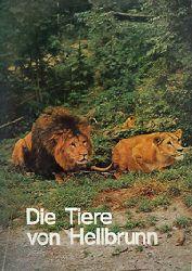 Salzburger Tiergarten Hellbrunn  Parkführer (Löwen). Die Tiere von Hellbrunn