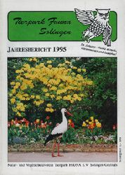Tierpark Fauna Solingen  Jahresbericht 1995