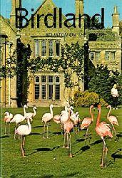 Birdland  Zooguide (Flamingos auf dem Rasen)