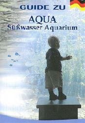 Aqua Ferskvands Aquarium   Wegweiser (Kind vor Scheibe)