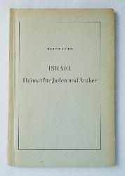Lüth, Erich  Israel. Heimat fuer Juden und Araber.