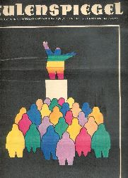 Eulenspiegel. Wochenzeitung für Satire und Humor. 20 Hefte 1990, 37.(45.) Jahrgang.