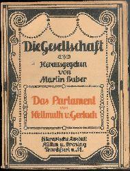 Gerlach, Hellmuth v.  Das Parlament.