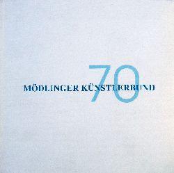 Mödlinger Künstlerbund zum 70-jährigen Jubiläum 1993.