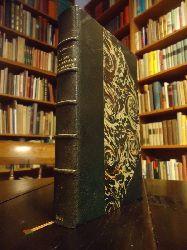 Maugras, Gaston  BibliophileHalblederausgabe - La Cour de Luneville au XVIIIe siecle. Les Marquises de Boufflers et du Chatelet, Voltaire, Devau, Satin-Lambert, etc. 3. edition.