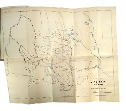 (Cooke, Anthony Charles)  Routes in Abyssinia.