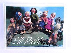 Kreuzer, Anton  Elli Riehl und ihre Puppen.