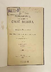Heinke, Kurt  Monographie der algerischen Oase Biskra. Dissertation der Universität Leipzig.
