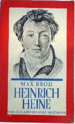 Brod, Max  Heinrich Heine.