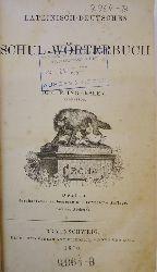 Ingerslev, C. F.  Lateinisch-deutsches Schul-Wörterbuch. 3. Aufl.