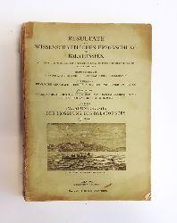 Balaton - Ausschuss der Ung. geographischen Gesellschaft (Hg.)  Paläontologie der Umgebung des Balatonsees. 1. Band.