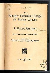 Hauser, Gustav  Die Damaster-Coptolabrus-Gruppe der Gattung Carabus.