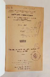 Rapports commerciaux des agents diplomatiques et consulaires de France, publiés sous la direction du Ministère du Commerce et de l