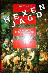 Levack, Brian P.  Hexenjagd. Die Geschichte der Hexenverfolgung in Europa.