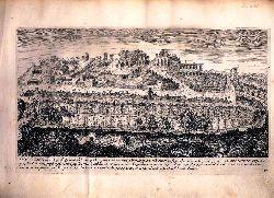 Sadeler, Marco  Vestigi del tempio di Jano quadrisrote, qual antiam te fu posto nel foro boario, Fu detto edificio fatto con quattro faccie a guisa d