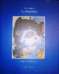 Quignard, Pascal  La frontiere. Azulejos du Palais Frontera.